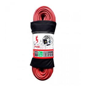 Fixe Siurana Cuerda 70m Ø9,6mm con Bolsa para Cuerda, fire/white